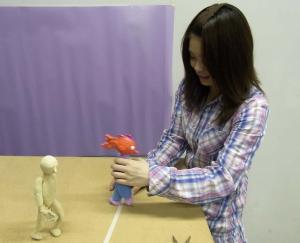 初めての人形