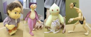 人形たち・・・