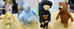 人形たち・・・・