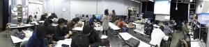 アニメーション専攻教室