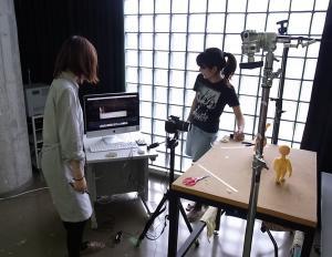 「立体アニメーション」前期
