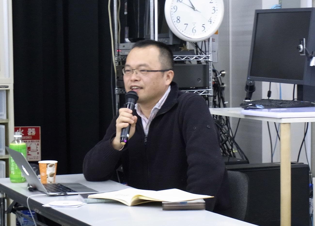 山村浩二先生