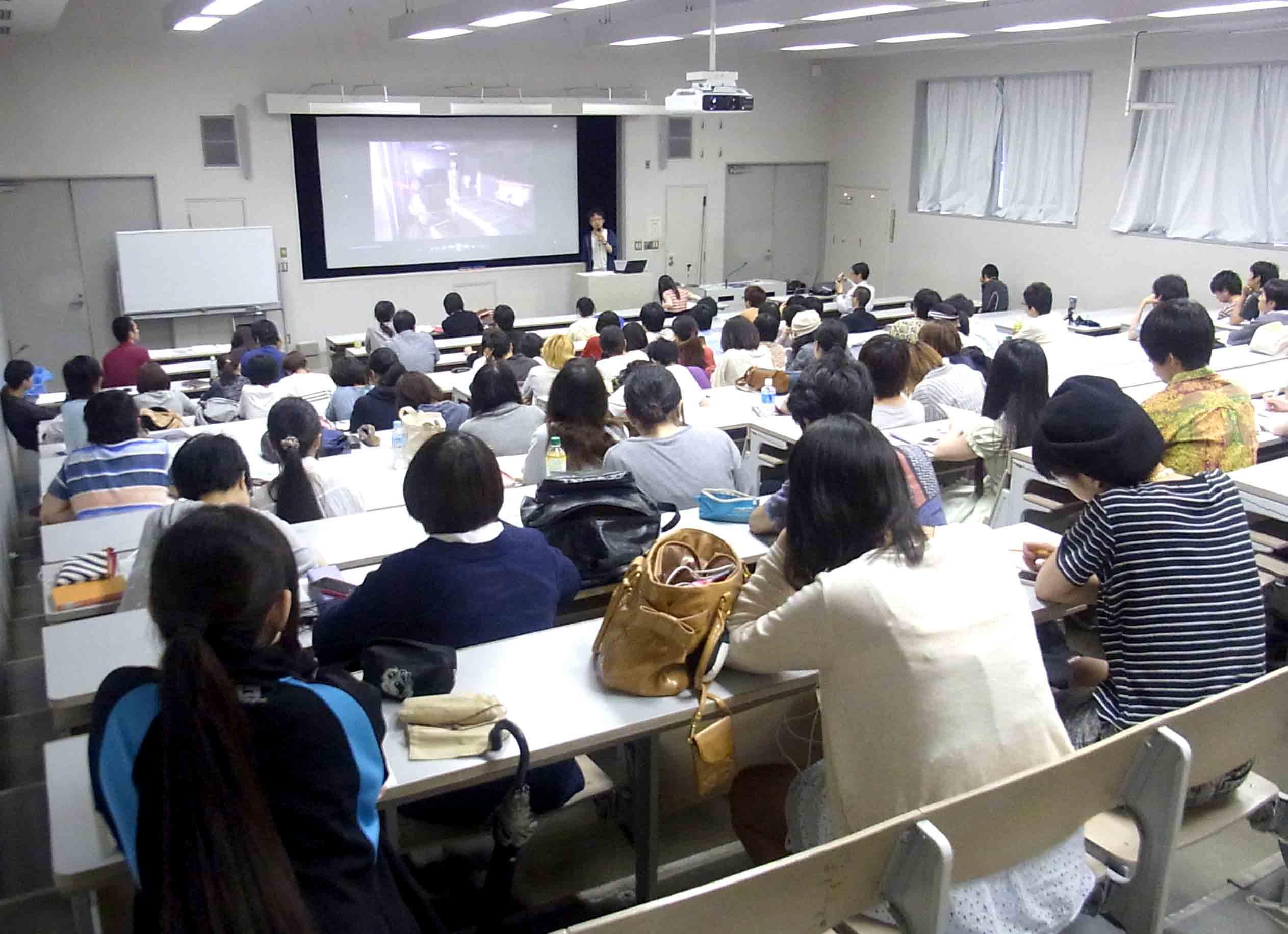 吉浦監督のスペシャル授業!
