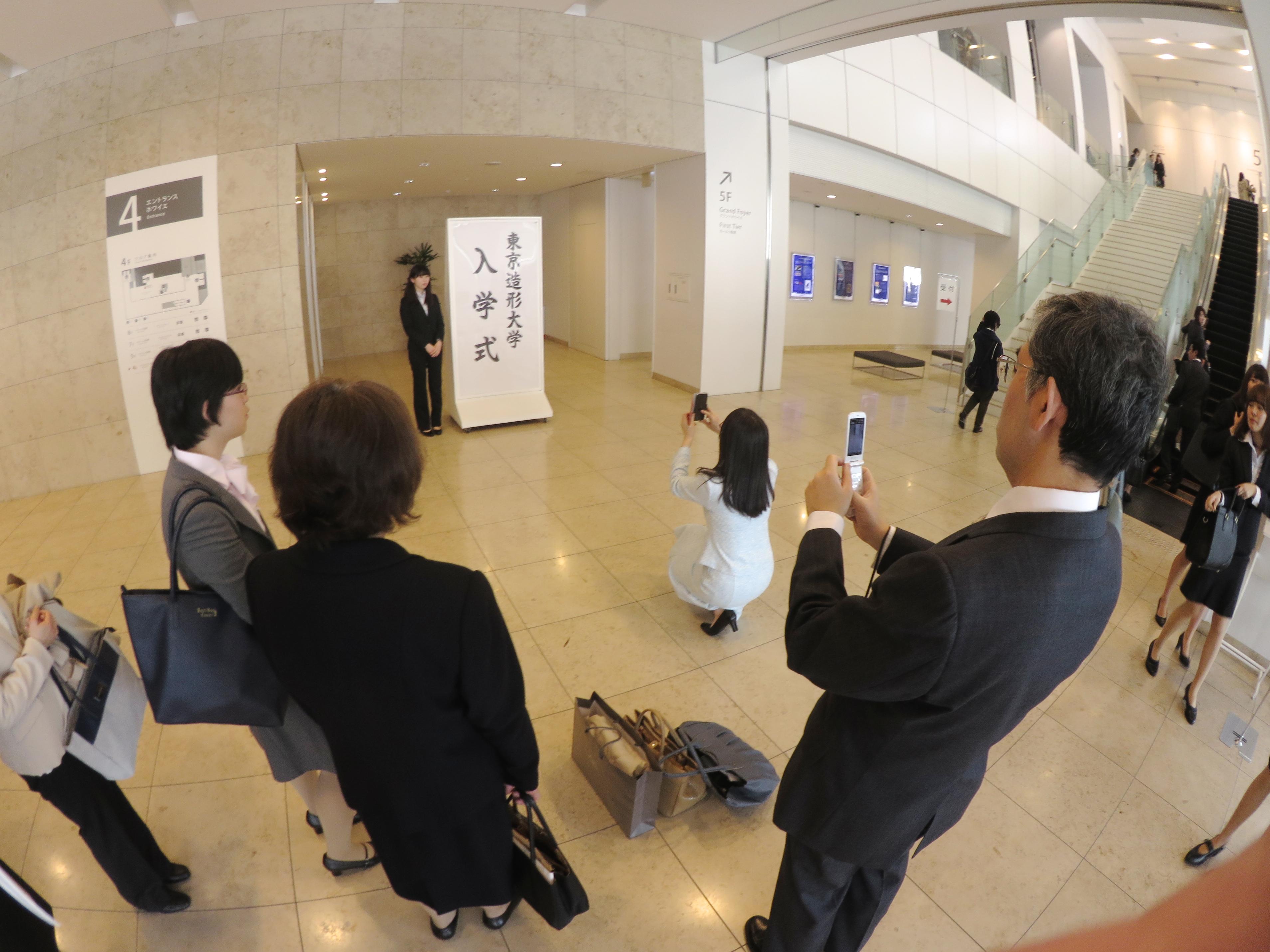 記念の写真大会!