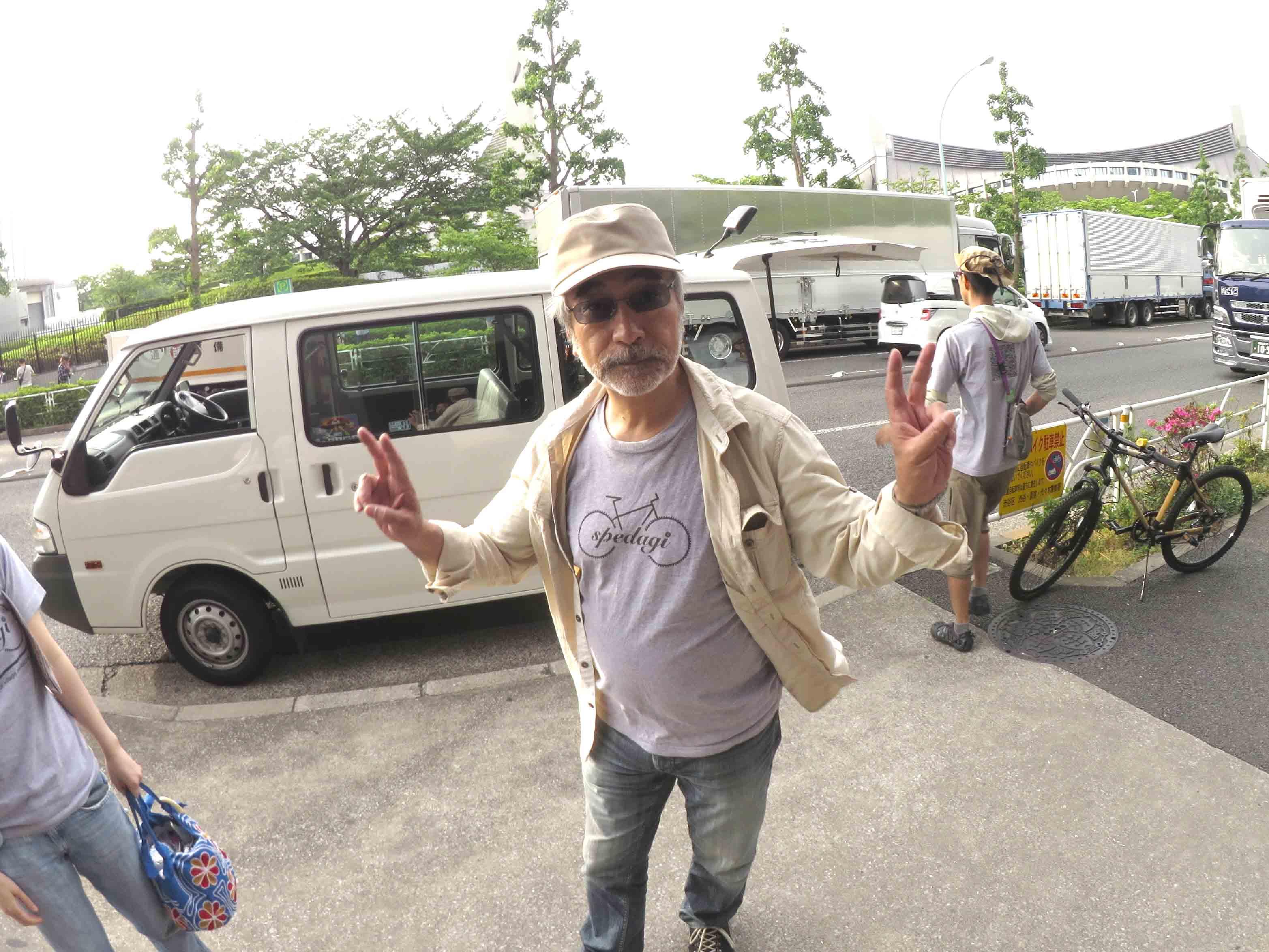 あらやだ!こんなところで益田文和先生!